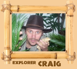 Explorer Craig - Creepy Crawly Show presenter