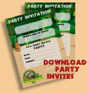Download animal party invites